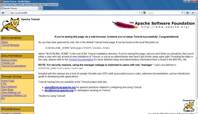 Installing Apache Tomcat 6.x in Windows iByteCode Technologies